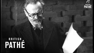 Trotsky Speech In Mexico (1930-1939)