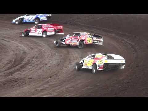 IMCA Modified Heats Benton County Speedway 4/22/18