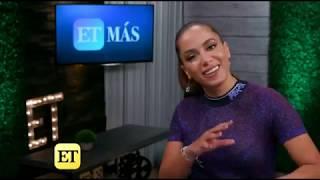 Baixar Anitta fala sobre Kisses em entrevista ao programa Entertainment Tonight nos EUA