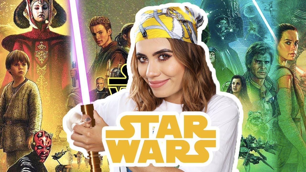 ¡DATOS CURIOSOS de STAR WARS! - Paulettee