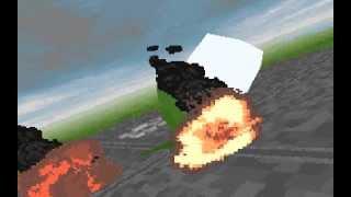 "F-15 Strike Eagle 3 Easter Egg! ""Godzilla Invades Tokyo"" (PC,DOS) Microprose"
