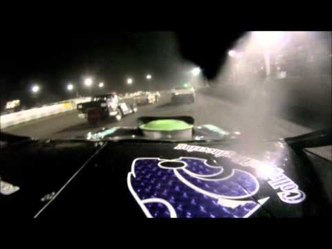 2011 Tradition Adams County Speedway Sport Mod GoPro HD On board in car camera A Feature Tony Rost