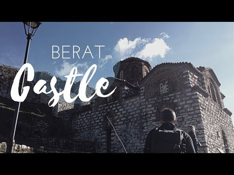 Berat Castle - Brothers Abroad