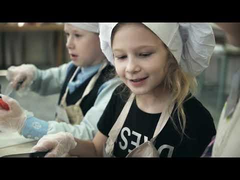 Детская видеосъёмка. Детский день рождения. Видео Иркутск.