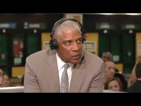 Inside The NBA - Julius Erving Joins Crew #ThrowBack