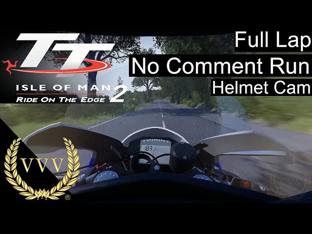 TT Isle of Man 2, Gameplay, No Comment lap 4K