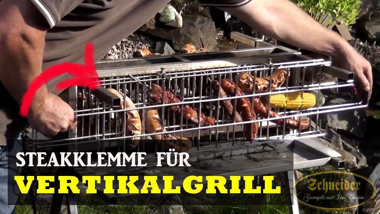 amazon coupon code official site Steakklemme für Vertikalgrill