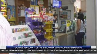 CAMPOBASSO, VINTI OLTRE 3 MILIONI DI EURO AL SUPERENALOTTO