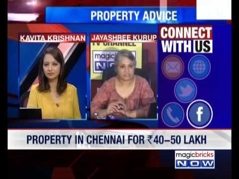 What are some good properties for investment in Chennai?- Property Hotline