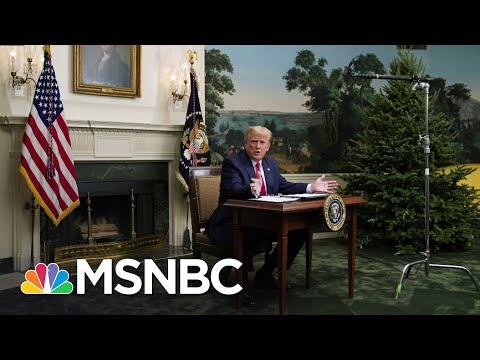 'The Art Of The Deal' President Who Couldn't Make Deals: Trump's Record Of Failure   All In   MSNBC