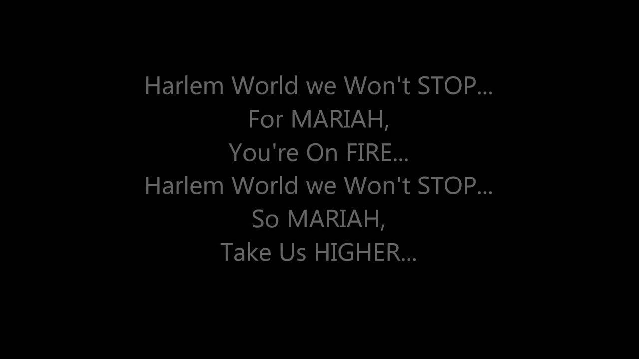 Mariah Carey - Honey (bad Boy Remix) Lyrics | MetroLyrics