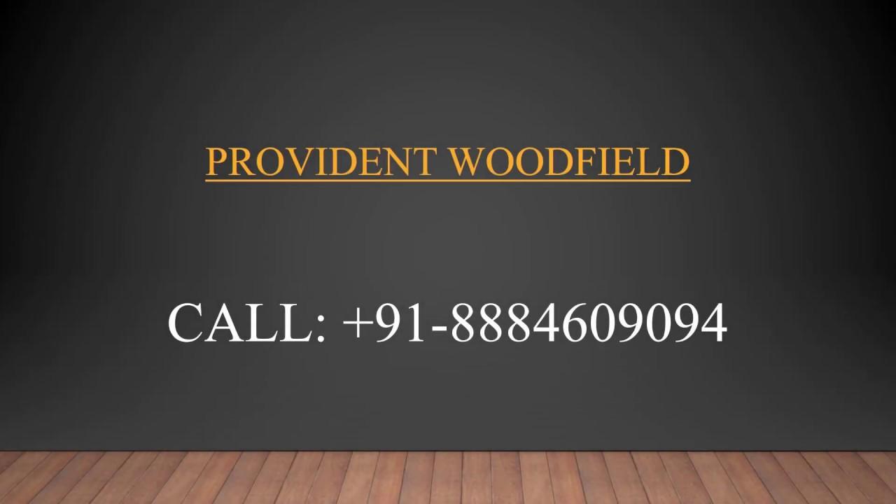 Provident Woodfield