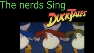 Cast of NITNS Sing the original DuckTales theme!