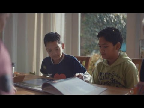 Kiet en Twan zijn blij met adoptie