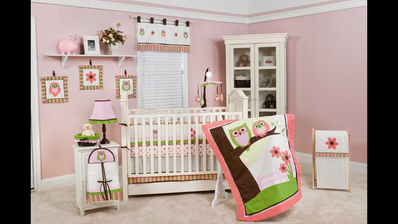 fabulous baby girl nursery paint ideas youtube