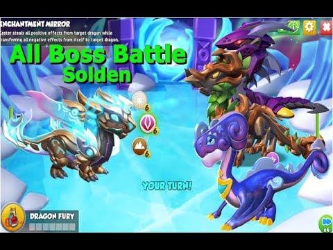 All Boss Dragon