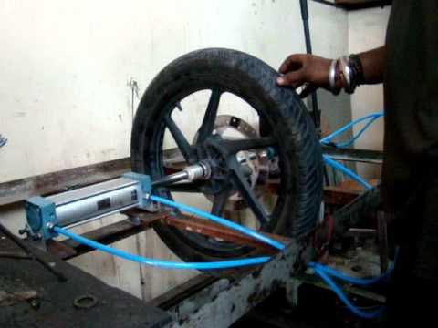 SPM for motorcycle alloy wheel rims
