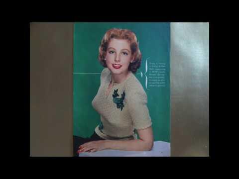 HOLLYWOOD GLAMOUR TRIBUTE #86- ARLENE DAHL (1925-)
