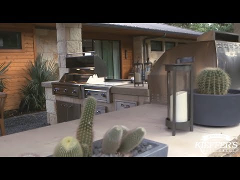 Lynx Outdoor Kitchen with Kent Rathbun