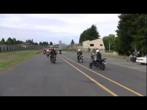 Motorcycle Training Secrets, to ride like a champion