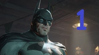 Batman Arkham City Remastered Gameplay Part 1 (No Commentary)