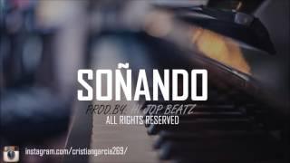 """(FREE)Hip Hop Old School Instrumental """"Soñando"""" - Base de Rap Triste Melodica 2016"""