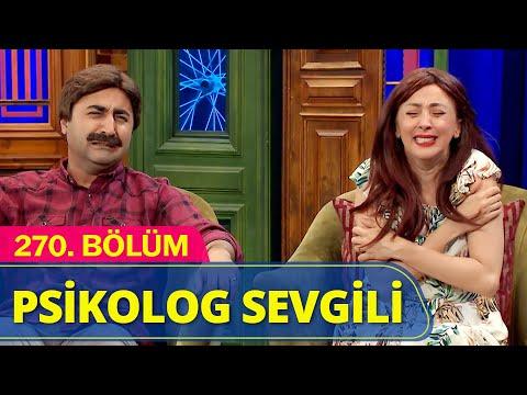 Psikolog Sevgili - Güldür Güldür Show 270.Bölüm