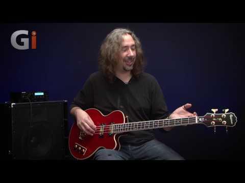 Epiphone Allen Woody Rumblekat Bass Guitar Review