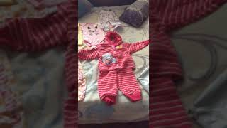 Обзор одежды для малышки / ТМ
