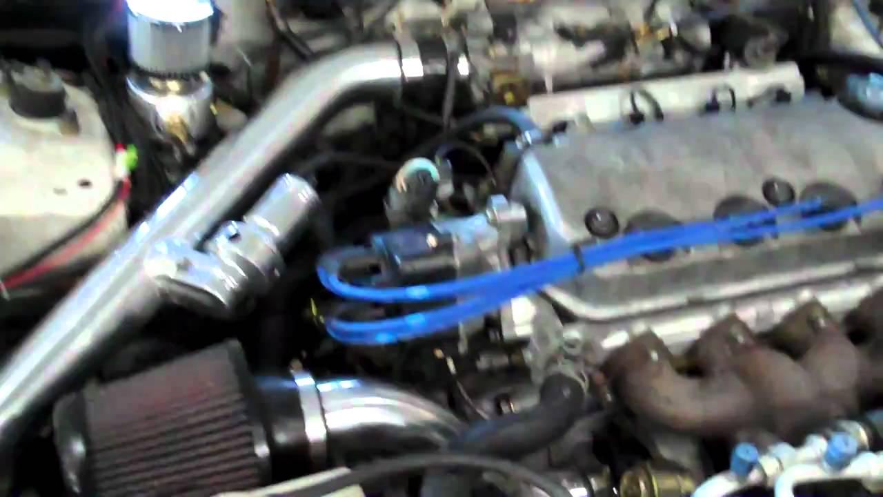 Project Import: EK Turbo D16Y8 Built 4psi boost