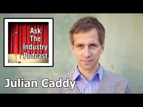 EP15 - Julian Caddy - Managing Director of the Brighton Fringe   Ask The Industry Podcast