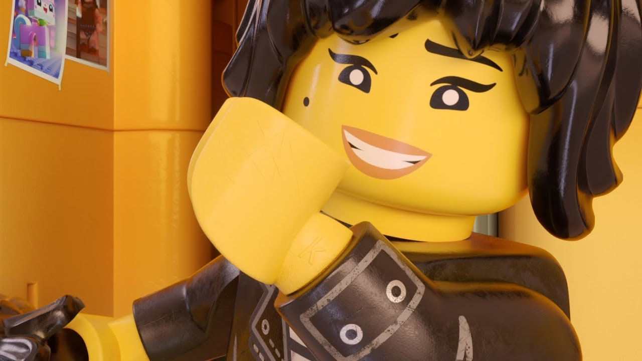 The Lego Ninjago Movie Back To School