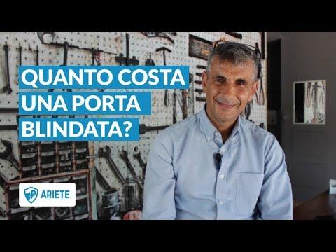 Porte Blindate Prezzi Quanto Costa Una Porta Blindata 2019