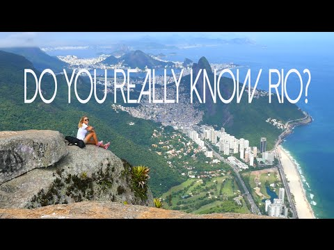 Do you really know Rio?– HOOKED UP with Kylie Flavell – Episode 7