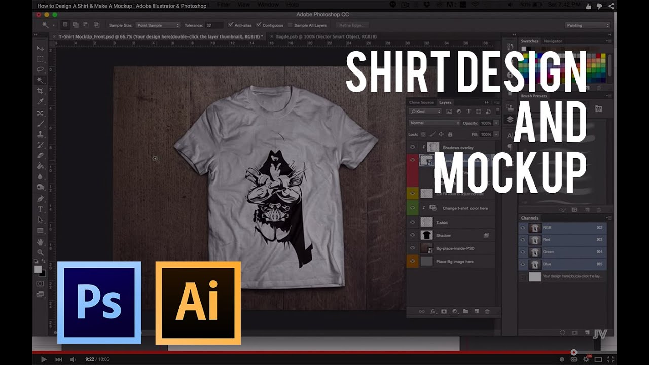 Free Graphic Tee Design Software