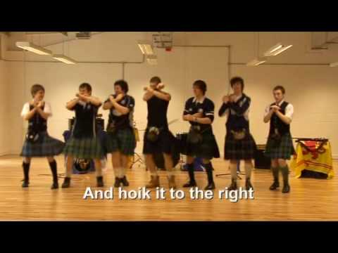 Alva Academy - The Haggis Official Music Video