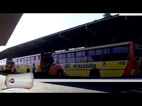 Transporte coletivo funciona em horário especial na região