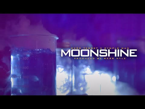 Cymple Man - Moonshine ft. Hard Target (Official Music Video)
