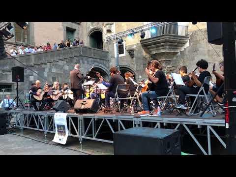 Grande Orchestra di Chitarre - Napoli - Festa della Musica 2018