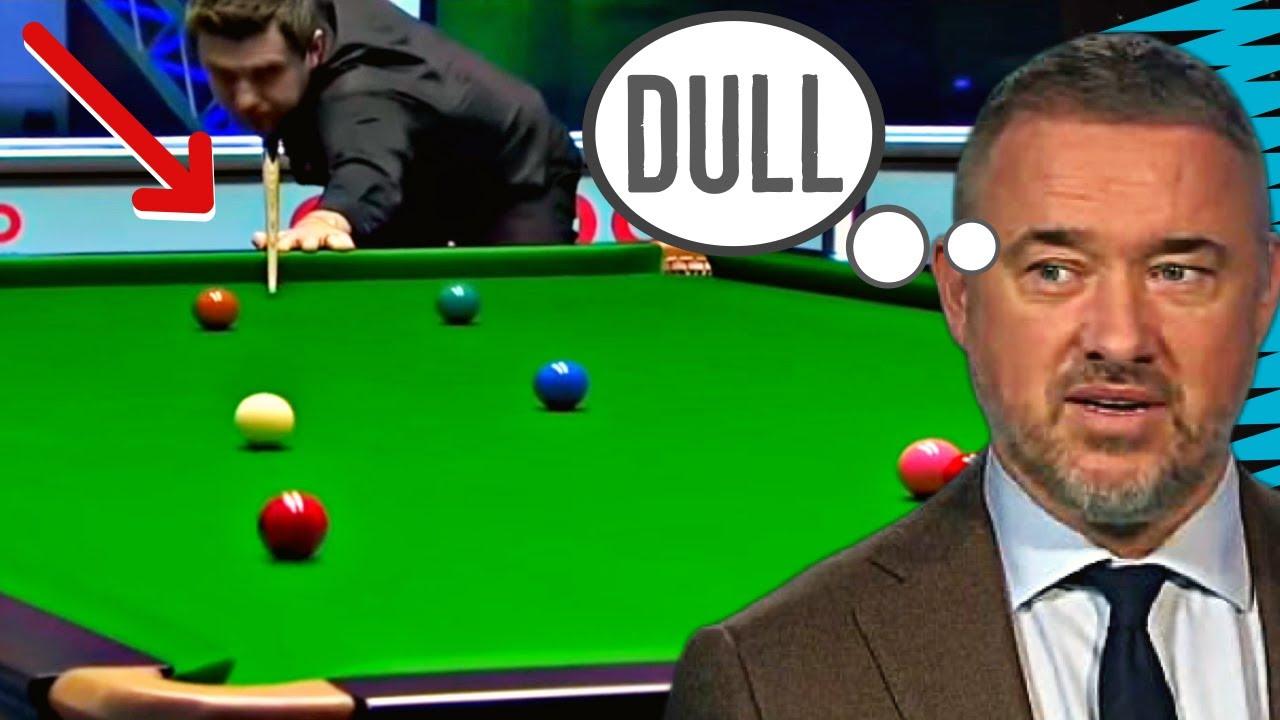 Snooker Best Shots Tour Championship 2021 Recreated
