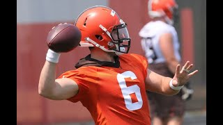 Baker Mayfield Much More Comfortable in His Leadership Role With the Browns - Sports 4 CLE, 7/29/21