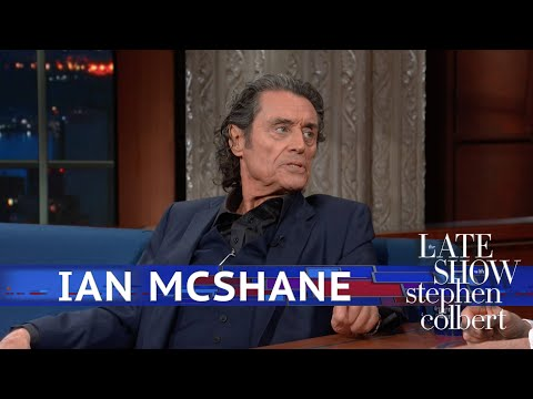 Ian McShane Remembers His Friend John Hurt
