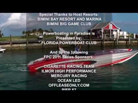 Bahamas Powerboating