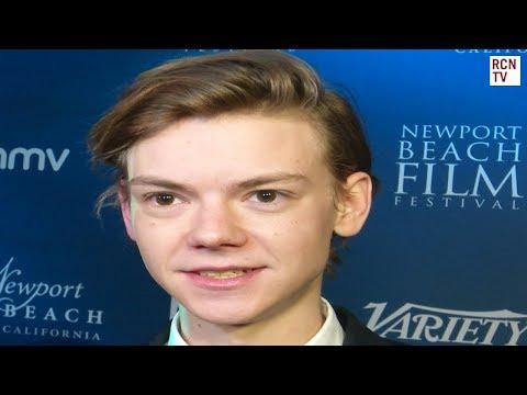 Thomas Brodie Sangster Interview Newport Beach Film Festival 2018