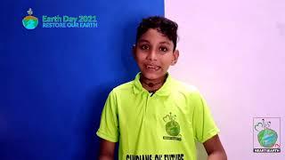 Earth Day 2021 Alleyne Eirik Lal
