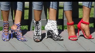 Spring and Summer Shoe Collection | Shoe Haul