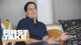 Mark Cuban Talks Colin Kaepernick Protest And NBA | First Take | ESPN