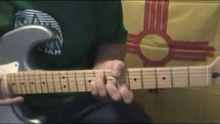 Pearl Jam Present Tense Guitar Lesson-No Code (Intro, Verse, Chorus, and Outro)