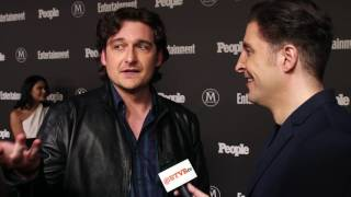 Toby Leonard Moore at the EW and People Upfront with Arthur Kade