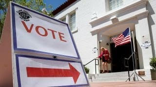 Midterm elections: Republican voters show strong turnout in early voting